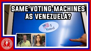This Election is an AWFUL Lot Like What Happening in Venezuela!
