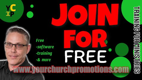 Is Your Church Using Info Videos To Connect To The Community | www.yourchurchpromotions.com