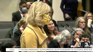 City council considers mask mandate extension