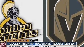 Stumbling block for new hockey team in Las Vegas - Video