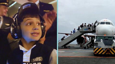 Air Hollywood Helps Families and Kids With Autism Build Confidence For Traveling