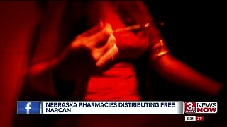 Nebraska Pharmacies Distributing Free Narcan