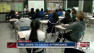 TPS looks to tackle attendance
