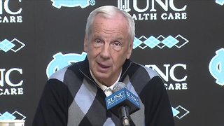 Roy Williams returns to Kansas City with top-seeded North Carolina