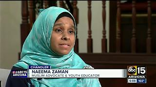 Muslims holding open house at Islamic Center for public questions - Video