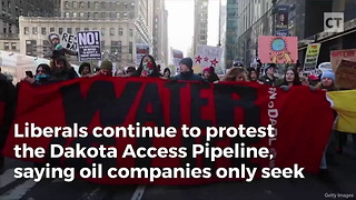 Pipeline Protesters Won't Tell You How Tribes Are Getting Rich in Alaska - Video
