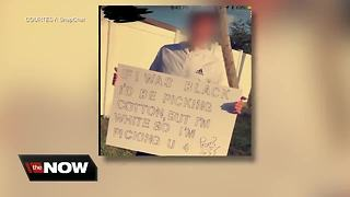Racially offensive promposal posted on social media prompts school district investigation - Video
