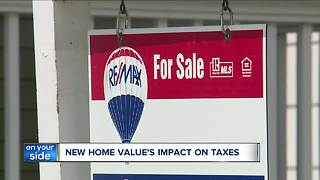 Surges in property values don't guarantee spikes in property taxes - Video