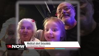 Cuyahoga Falls First in State to Provide Free Medical IDs Through MedicAlert Partnership - Video