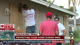 How to Safely Protect Your Home for Hurricane Irma - Video