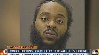Police seek more video in Federal Hill shooting - Video