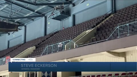 Condorstown returns to Arena w/ guidelines