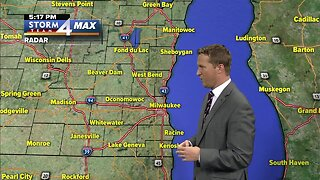 Tracking your evening Storm Team Forecast for Saturday December 21