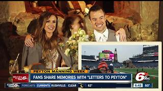 Married couple shares love for Peyton Manning - Video