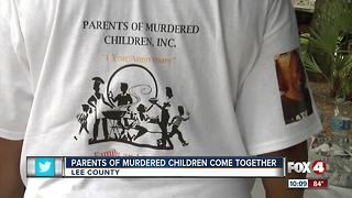 Parents of Murdered Children Come Together - Video