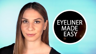 Eyeliener made easy - Video