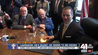 CNN: FBI opened inquiry into MO Gov. Greitens - Video