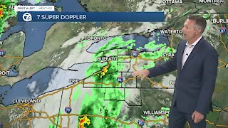 7 First Alert Forecast Noon Update, Friday, May 7