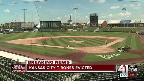 Kansas City T-Bones default on payments; UG to end agreement