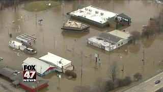 Businesses brace for possible flooding