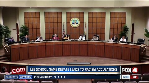 Growing controversy over name of Lee County's newest high school