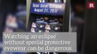 Preparing For The Solar Eclipse | Rare News - Video