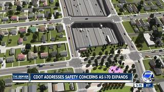 How CDOT plans to mitigate fires on the new I-70 project downtown - Video