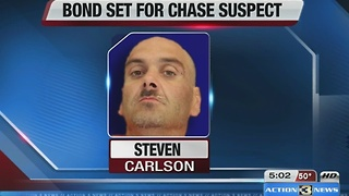 Bond Set for Old Market Chase Suspect - Video