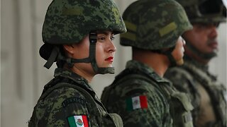 Mexico deploys national guard to southern border