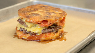 Pizza Delicious & Company Burger Have Your New Favorite NOLA Mash-Up - Video