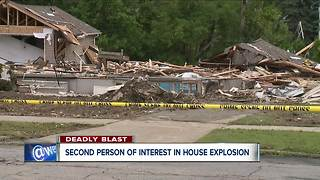 Deadly explosion obliterated East Cleveland home - Video
