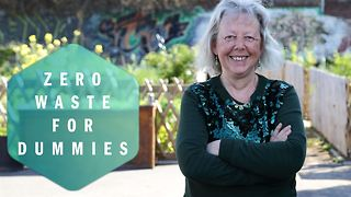 Living proof that a zero-waste lifestyle can change you - Video