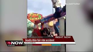 Ohio State Fair to open without rides after deadly malfunction - Video