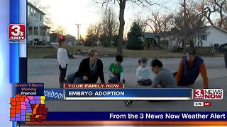 Your Family Now: Embryo Adoption - Video