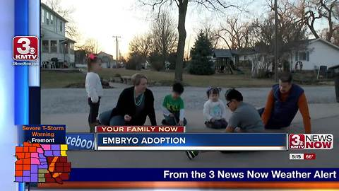 Your Family Now: Embryo Adoption