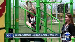 Unsettled research on health impact of drill sites - Video