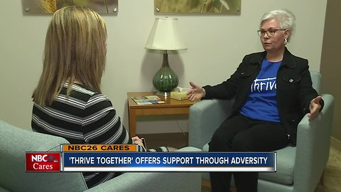 'Thrive Together' offers support for people experiencing adversity