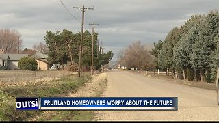 Fruitland homeowners worry about the future