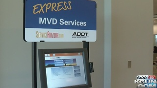 Need a driver license? MVD customer service options expanding - Video