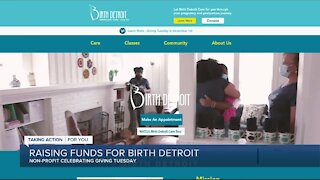 Birth Detroit