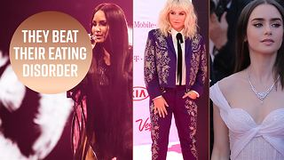 Inspiration monday: Celebs that beat an eating disorder - Video