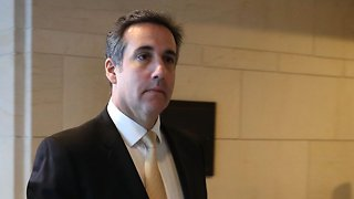 Testimony From House Intel Probe Reportedly Leaked To Cohen's Attorney - Video