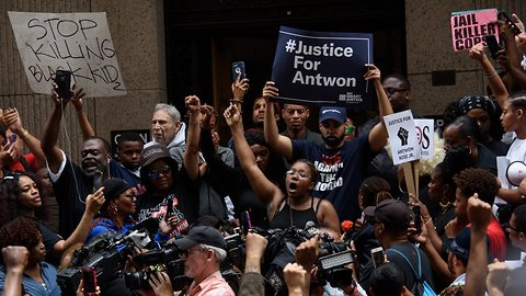 Pittsburgh Protests Continue After Police Shoot And Kill Unarmed Teen