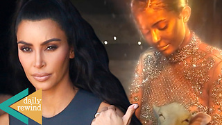 Kylie Jenner Becomes The Virgin Mary! Kardashian's Have EXPLOSIVE FIGHT Over Twitter! - Video
