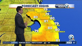 South Florida Tuesday morning forecast (1/8/19)