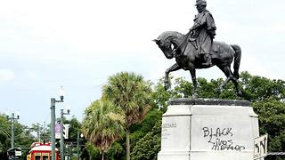 Removing Confederate Monuments - Video