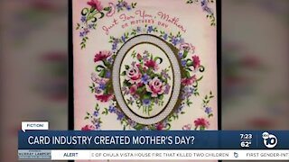Fact or Fiction: Card industry created Mother's Day?