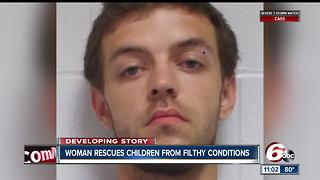 Woman finds children in Randolph County hotel room with overdosed father - Video
