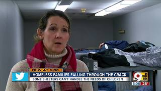 Group steps in to help family turned away from NKY homeless shelter - Video