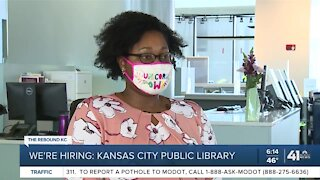 We're Hiring: Kansas City Public Library